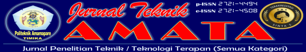 Jurnal Teknik AMATA